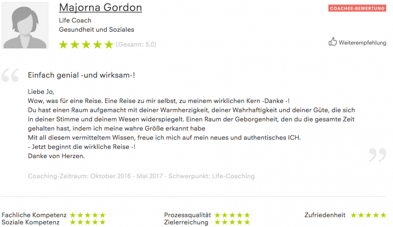 Kern-Coaching