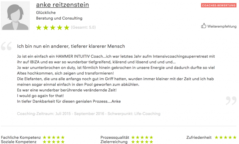 Kern-Coaching-AnkeReitzenstein-Feedback